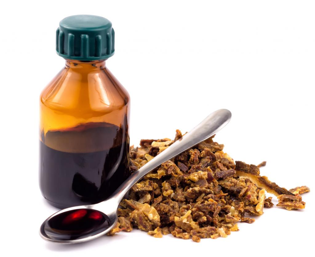 propolis and propolis tincture